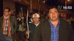 Cajamarca: ronderos de otra facción condenan agresiones - Noticias de fernando chuquilin