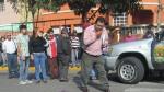 Murió mujer al ser arrollada por coaster en cruce peatonal - Noticias de javier ortiz mamani