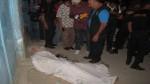 Sullana: Sicarios asesinaron de nueve balazos a carpintero - Noticias de bismarck zapata