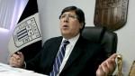 OCMA propone destituir a juez que favoreció a 'Pocho' Alarcón - Noticias de alianza lima guillermo alarcon