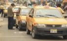 ¿En qué consiste la regulación de taxis que realiza el Setame?