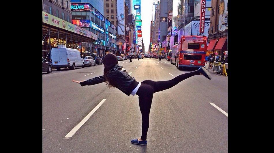 Jen Selter en accion fitness