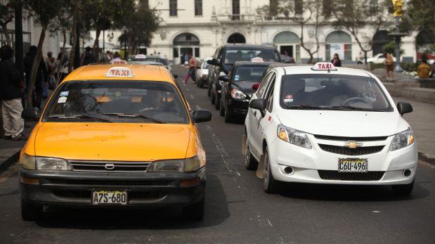 Lima y Callao en nueva pugna por taxistas: ¿Hay solución?