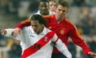 Las últimas visitas de la selección peruana a Europa