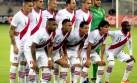 Perú cayó 3 posiciones y está en el puesto 42 del ránking FIFA