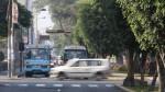 Av. Arequipa será solo para transporte público - Noticias de fernando perera