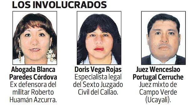 La OCMA abrió investigación a juez de Ucayali por devolver oro