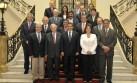 Partidos respaldan a Humala ante próximo fallo de La Haya