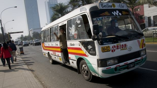 Los vehículos de Orión podrían ser desplazadas a otras rutas de Lima. (Foto: Archivo El Comercio)