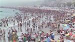 Cuidado: 10 playas no son saludables en Lima y Callao - Noticias de elmer quinchiz