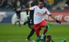 Con Yordy Reyna, Red Bull goleó 3-0 al Bayern Múnich de Pizarro