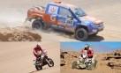 Mejor ver el Dakar en la tele, por Iván Alonso