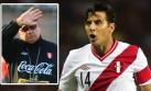 Claudio Pizarro pide el regreso de Sergio Markarián