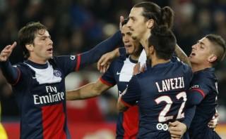 Zlatan Ibrahimovic marcó un doblete y el PSG goleó 5-0 a Nantes