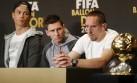 Ribéry sigue frustrado por Balón de Oro: