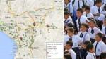Los colegios más caros de Lima en un mapa - Noticias de newton college