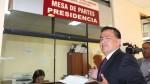 Cuestionado abogado retomará cargo en juzgado - Noticias de chiclayo oscar tenorio