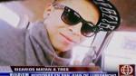 Tres muertos dejó una balacera en San Juan de Lurigancho - Noticias de juan carlos roca morey