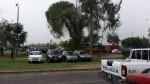 La berma de la Av. Javier Prado es un estacionamiento - Noticias de andres aira meza