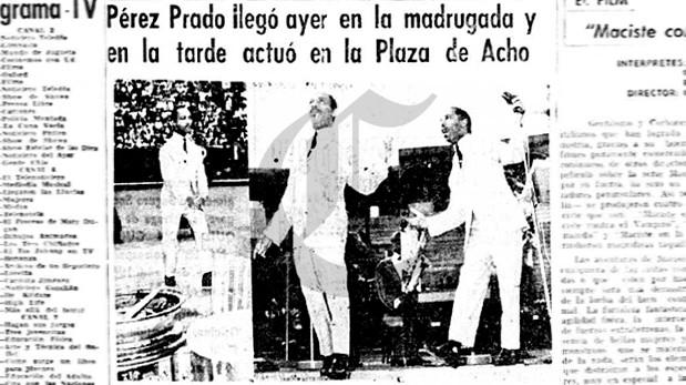 Perez Prado Dengue