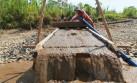 Poder Judicial condenó a tres mineros ilegales