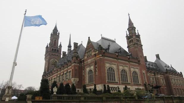 El Palacio de la Paz en La Haya (Juan Ponce)