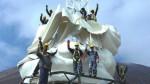 Una escultura religiosa que partió a Chile como símbolo de paz - Noticias de fredy luque