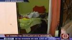 Hallan degollado a un hombre en San Juan de Lurigancho - Noticias de alex ortiz trujillo