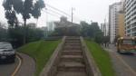 Réplica de la piedra Saywite está en San Isidro - Noticias de curahuasi