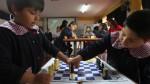 Municipios promueven aprendizaje del ajedrez entre niños - Noticias de miguel angel leiva