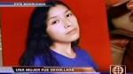 Una mujer fue degollada en un descampado en Huarochirí - Noticias de cornelio anaya