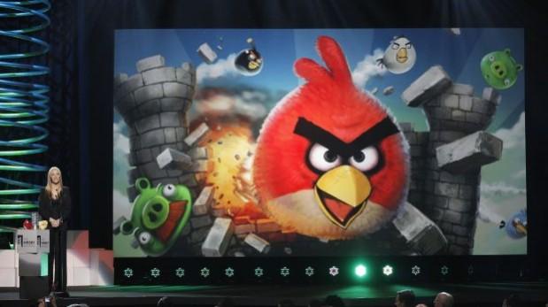 En el 2012, el desarrollador de Angry Birds reconoció que recopila datos de sus clientes. (Foto: Reuters).