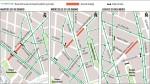 Obras en Miraflores: mire los desvíos por obras en dos calles - Noticias de manuel irribarren