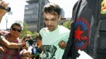 Británico que lanzó a su pareja desde tercer piso fue condenado - Noticias de lidia maribel mendoza