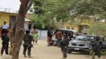 Policía capturó a varios dirigentes de construcción civil - Noticias de jhonatan febres oviedo
