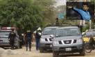 Héctor Pacheco y otros 11 detenidos llegaron a Lima desde Piura