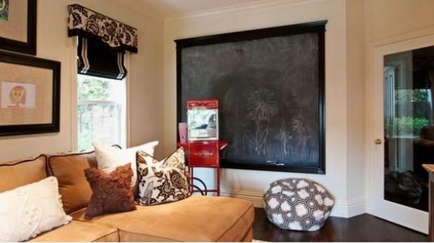 Decora tu casa con tu propio arte en estas paredes pizarra ...
