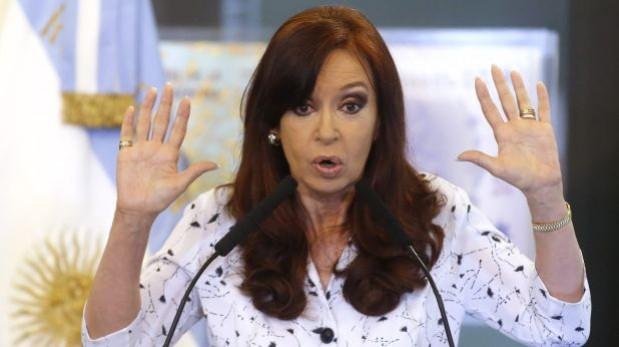 La presidenta argentina arremetió contra la prensa por haber cuestionado las largas ausencias de la jefa de Estado. (Reuters)