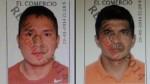 Policías y ex árbitro estarían vinculados a peligrosa banda - Noticias de hilario rosales sanchez