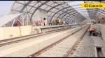 El tramo 2 del Metro de Lima comenzará a operar en junio - Noticias de villa santillan
