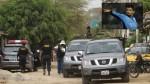 Héctor Pacheco y otros 11 detenidos llegaron a Lima desde Piura - Noticias de hilario rosales sanchez