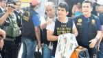 Héctor Pacheco habría sido cerebro de la banda Cruz del Norte - Noticias de arbitro hector pacheco