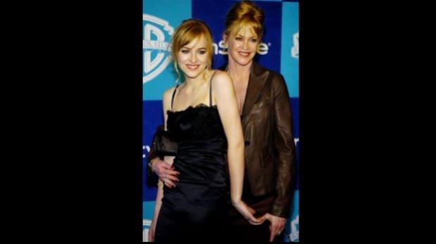 """Melanie Griffith rechaza ver a su hija en """"50 Sombras de Grey"""""""