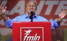 Salvadoreños eligen mañana a su nuevo presidente