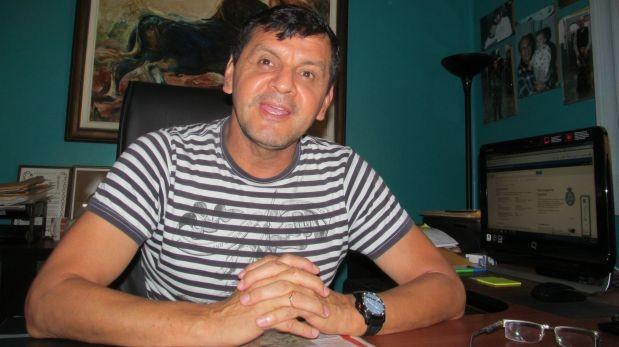 Ex jefe policial Roger Torres busca ser alcalde de Víctor Larco