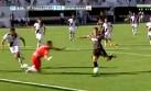 Guerrero falló esta ocasión y Corinthians cayó ante Ponte Preta