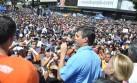 Venezuela: Oposición convoca a una gran marcha el 12 de febrero