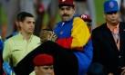 Nicolás Maduro es abucheado en partido de béisbol
