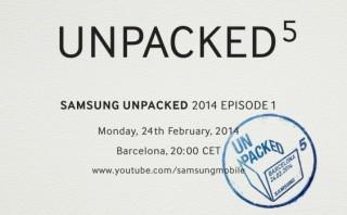 ¿El Samsung Galaxy S5 verá la luz en Barcelona?