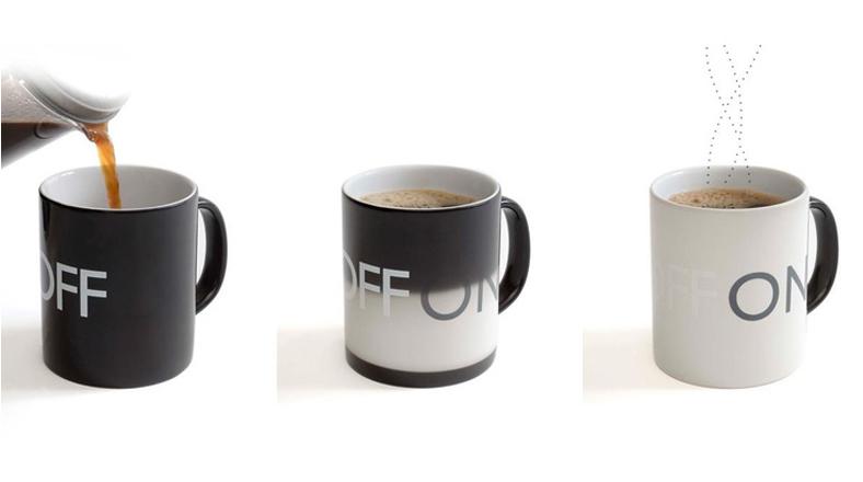 Toma el caf de manera distinta en estas originales tazas - Tazas de te originales ...